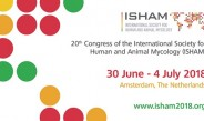 Isham_congress_veterinary_medical_mycology_2018_flyer